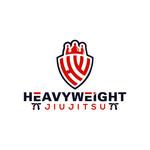 Heavyweight Jiujitsu Logo - Entry #184