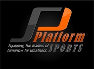 "Platform Sports "" Equipping the leaders of tomorrow for Greatness."" Logo - Entry #69"