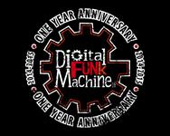 Digital Funk Machine Logo - Entry #37