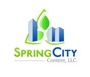 Spring City Content, LLC. Logo - Entry #87