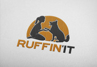 Ruffin'It Logo - Entry #202