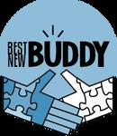 Best New Buddy  Logo - Entry #145