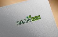 Healthy Livin Logo - Entry #44