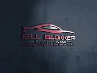 Bill Blokker Spraypainting Logo - Entry #102