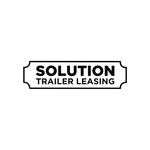 Solution Trailer Leasing Logo - Entry #106