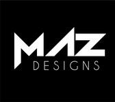 Maz Designs Logo - Entry #388