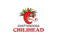 Chattanooga Chilihead Logo - Entry #106