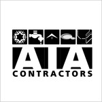 AIA CONTRACTORS Logo - Entry #154