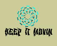 Keep It Movin Logo - Entry #437