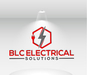 BLC Electrical Solutions Logo - Entry #278