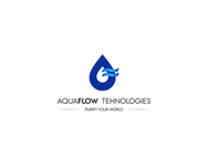 AquaFlow Technologies Logo - Entry #70