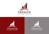 Premier Accounting Logo - Entry #187