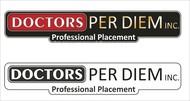 Doctors per Diem Inc Logo - Entry #55
