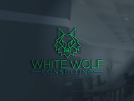 White Wolf Consulting (optional LLC) Logo - Entry #482