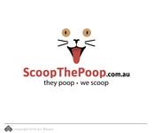 ScoopThePoop.com.au Logo - Entry #95