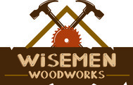 Wisemen Woodworks Logo - Entry #74