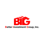 Better Investment Group, Inc. Logo - Entry #204