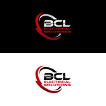 BLC Electrical Solutions Logo - Entry #302