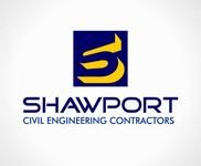Shawport Civil Engineering Contractors Logo - Entry #33
