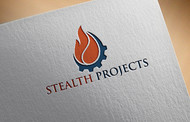Stealth Projects Logo - Entry #277