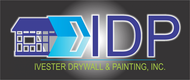 IVESTER DRYWALL & PAINTING, INC. Logo - Entry #101