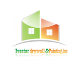 IVESTER DRYWALL & PAINTING, INC. Logo - Entry #153
