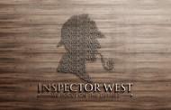 Inspector West Logo - Entry #46