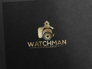 Watchman Surveillance Logo - Entry #167