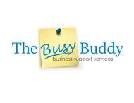 The Busy Buddy Logo - Entry #35