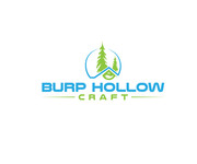 Burp Hollow Craft  Logo - Entry #85