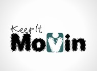 Keep It Movin Logo - Entry #103