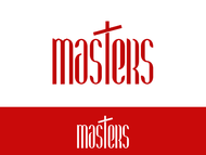 MASTERS Logo - Entry #37