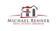 Michael Benner, Real Estate Broker Logo - Entry #87