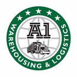A1 Warehousing & Logistics Logo - Entry #162