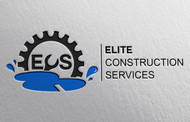 Elite Construction Services or ECS Logo - Entry #74