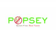 gluten free popsey  Logo - Entry #129
