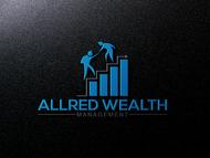ALLRED WEALTH MANAGEMENT Logo - Entry #528