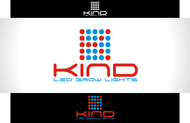 Kind LED Grow Lights Logo - Entry #82