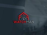 Watchman Surveillance Logo - Entry #109