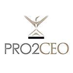 PRO2CEO Personal/Professional Development Company  Logo - Entry #75
