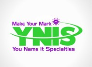 YNIS   You Name It Specialties Logo - Entry #66