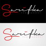 Sarifka Photography Logo - Entry #93