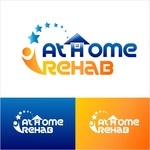 At Home Rehab Logo - Entry #99