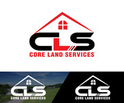 CLS Core Land Services Logo - Entry #187