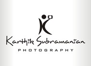 Karthik Subramanian Photography Logo - Entry #190