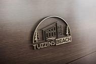 Tuzzins Beach Logo - Entry #118
