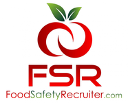 FoodSafetyRecruiter.com Logo - Entry #57