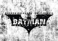 Batman Movie Aurora Colorado Logo - Entry #36