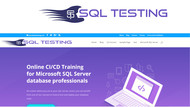 SQL Testing Logo - Entry #188