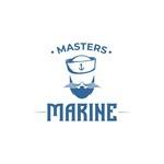 Masters Marine Logo - Entry #458